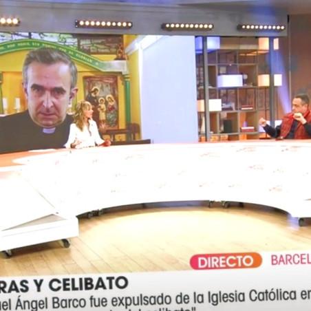 Y EL BARCO ARRIVÓ A TELE 5. PROGRAMACIÓN NACIONAL, MÁXIMA AUDIENCIA, OMELLA EXPUESTO