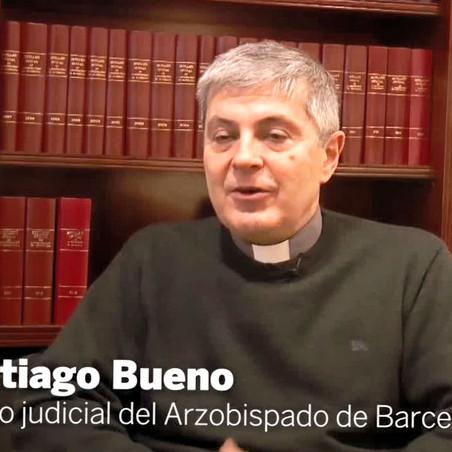 CAZA DE BRUJAS POR PARTE DE OMELLA Y SU VICARIO JUDICIAL HOMOSEXUAL SANTIAGO BUENO, CONTRA BARCO