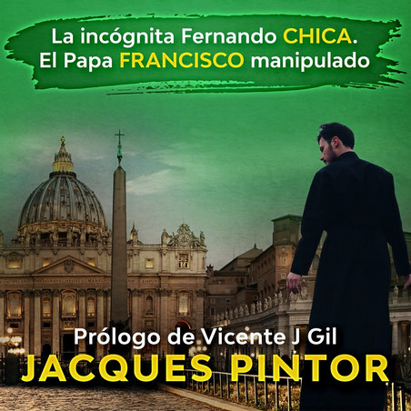 """YA PUEDES COMPRAR """"La Iglesia Española Sometida. Omella y Arana: La incógnita Fernando Chica..."""""""