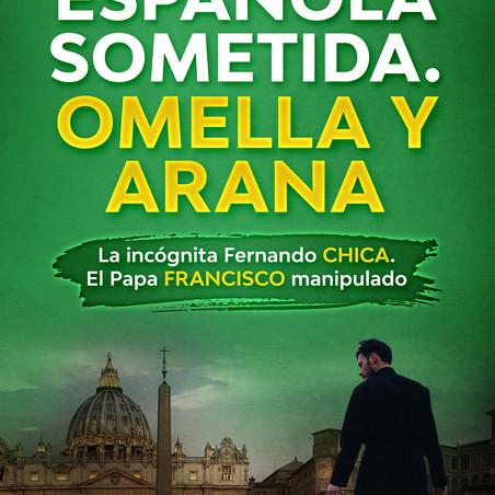 """PUBLICADO VOLUMEN 2 DE """"COMPLOT DE PODER EN LA IGLESIA ESPAÑOLA"""". DISPONIBLE EN  AMAZON EN BREVE"""