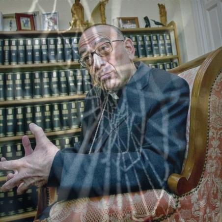 CARDENAL OMELLA, EL VERDUGO SIN MÁSCARA. PONCIO PILATO REVISITADO (I de II)