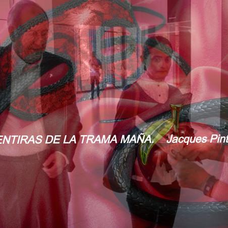 AUDIO - EL PAGO AL DIÁCONO NARRADO POR EL RVDO ROBERTO FERRER. MENTIRAS DE LA TRAMA (VI)