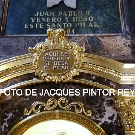 #DOCUMENTOS - SEGÚN EL DECANO DE LA CATEDRAL BARCELONESA: LA VIRGEN NO SE APARECIÓ A A SANTIAGO