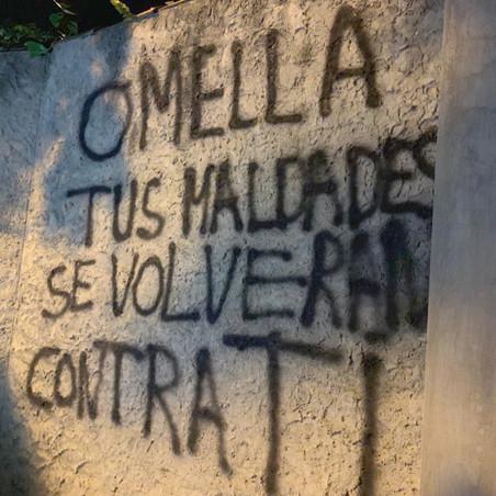 PRIMERA CAMPAÑA CONTRA UREÑA: OMELLA, CONTRA EL SEMINARISTA MARCELO. CURSO 2008/9