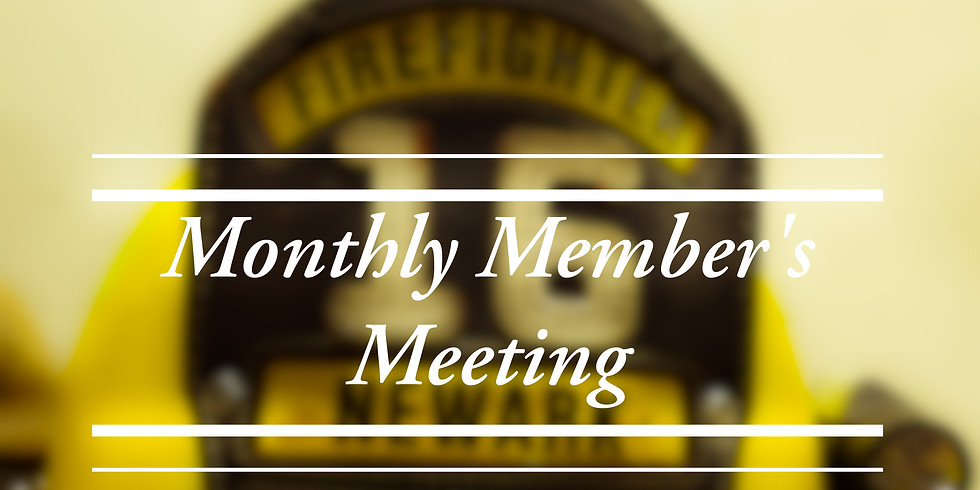 January General Business Meeting