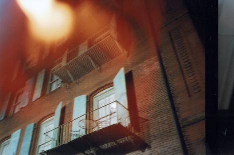 balcony blues