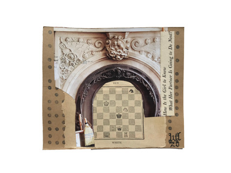 My Heart Is Like A Chess Board