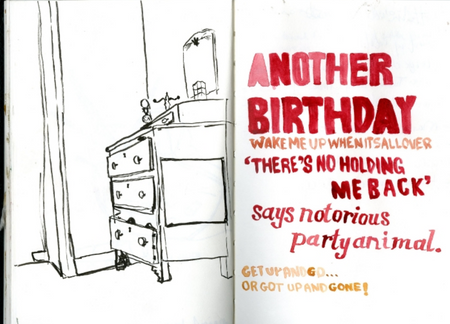 Another Birthday.
