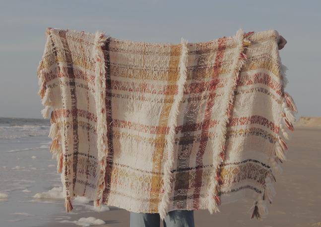 The Lillian Throw Blanket