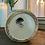 Thumbnail: vintage roseville 1 qt. high jar