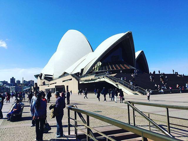 悉尼歌劇院 sydney opera house_地標之一,一定要去👍👍_好多一,有英文,少量國語,少量廣東話_晚上個歌劇院會變色,但我留到禁夜lu 🙁_。。。_。。。_。。。_。。。_。。。_