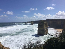 Another angle of twelve apostles!_..._..._..._..._..._..._..._..