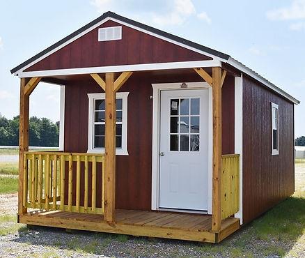 Angus Portable Buildings Cabin