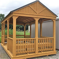 Cabana Angus Portable Buildings