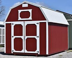 Lofted  Barn Angus Portable Buildings