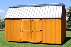 best value wood  Side lofted Barn