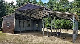Angus Portable Buildings AG Barn Building