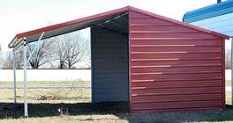 Angus Portable Buildings Loafing Shed