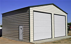 Angus Portable Buildings Garage