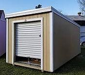 Angus Portable Buildings Metro Garage
