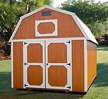 Angus Portable Buildings Lofted Barn