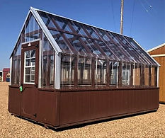 Angus Portable Buildings Green House