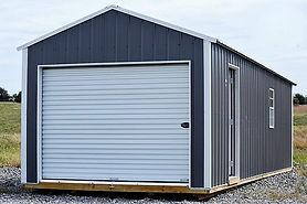 Angus Portable Buildings Portable Garage