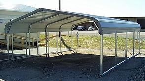 Angus Portable Buildings Carport