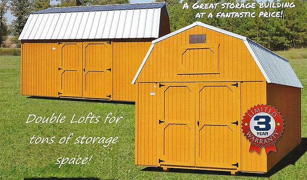 Best Value wood Angus Portable Buildings