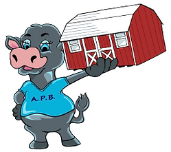 Angus Portable Buildings Copyrite Logo