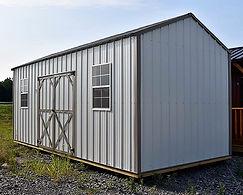 Side Utility Angus Portable Buildings