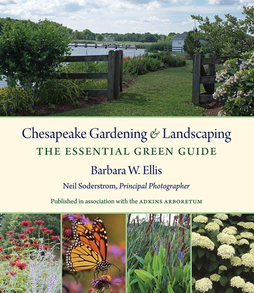 Chesapeake Gardening & Landscaping - The Essential Green Guide by Barbara W. Ellis