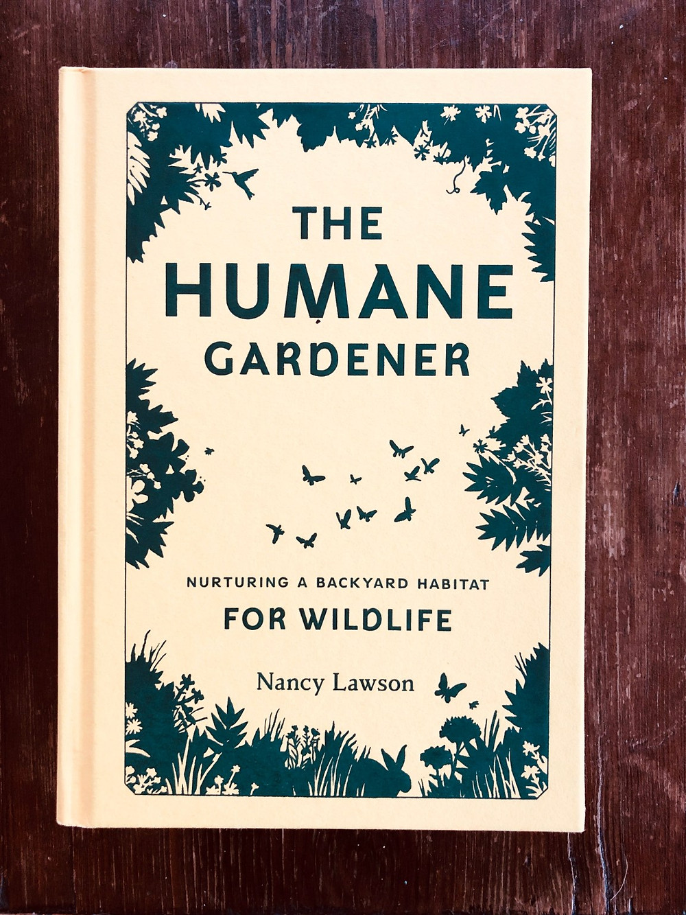 TheHumaneGardener cover