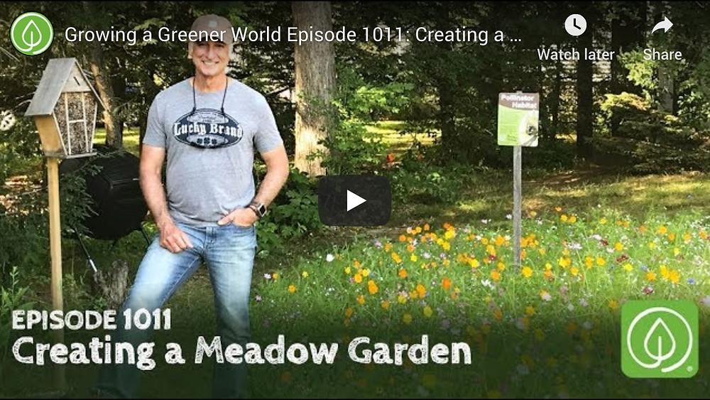 Joe Gardener - Growing a Greener World - Meadow Garden