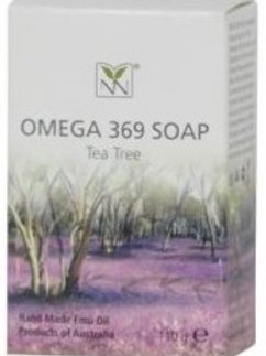 Natural Hand Crafted Omega 369 Soap With Essential Oils