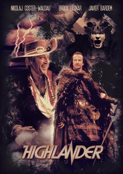 Highlander Mockup