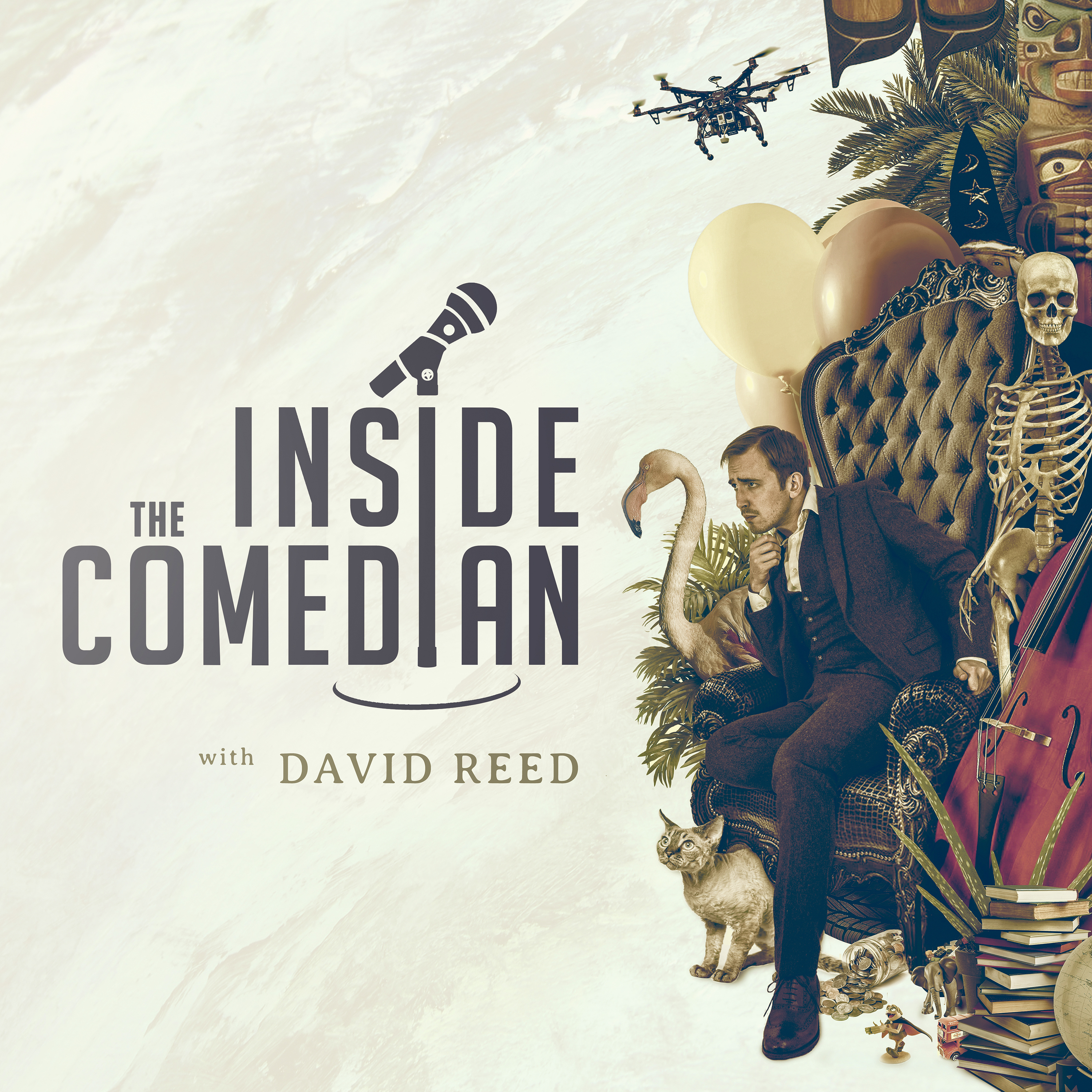 Inside the Comedian