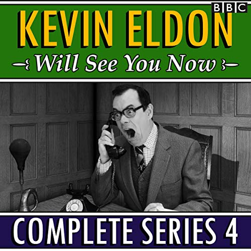 Kevin Eldon Will See You Now