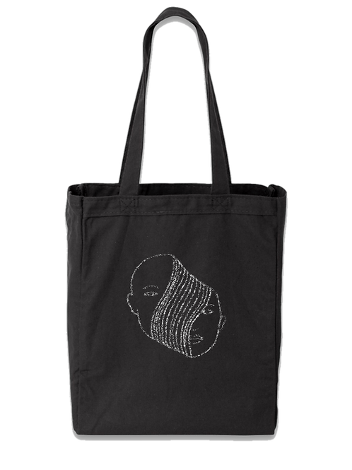 FACE OF PERCEPTION TOTE