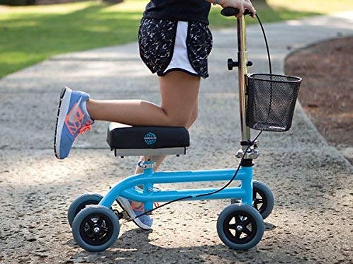 knee walker rental for kids near me