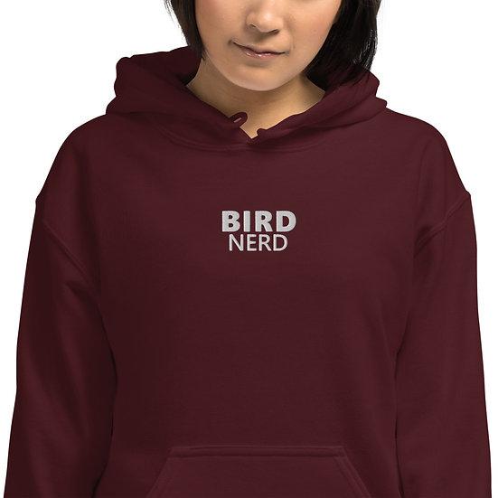 BIRD NERD Unisex Hoodie