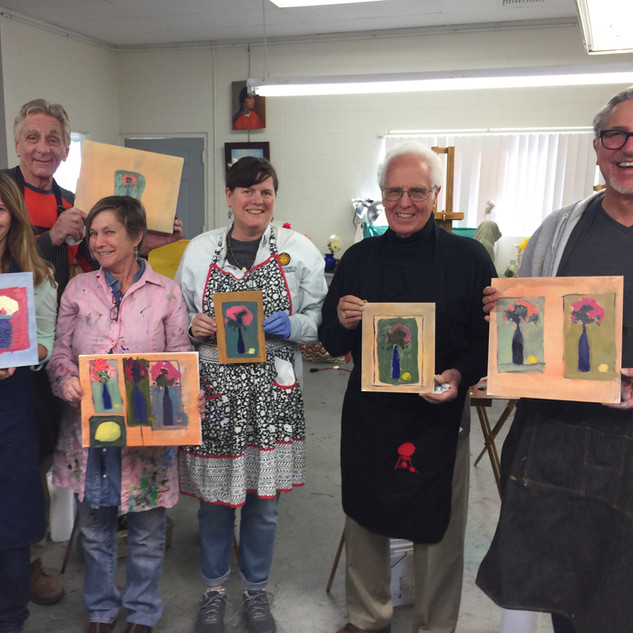 Workshop in Montrose CA