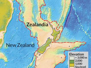 Ζηλανδία: Γεωλόγοι προτείνουν την αναγνώριση μιας νέας ηπείρου.