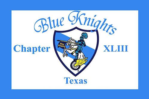 Blue Knights TexasXLIII