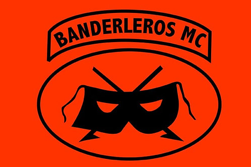 Banderleros Motorcyle Flag