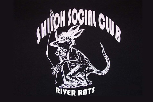 Shiloh Social Club Motorcyle  Flag
