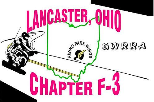 Ohio Ch-F3, Motorcyle