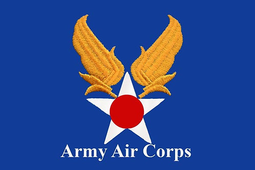 US Army Air Corps  Flag