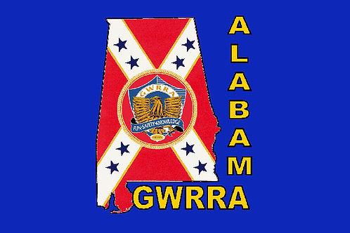 Alabama District Motorcycle flag