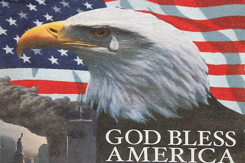 911 Eagle God Bless